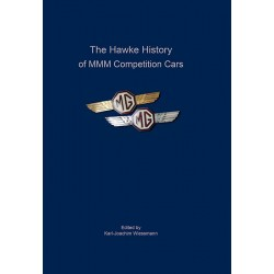 The Hawke History of MMM Competition Cars