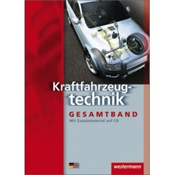 Kraftfahrzeugmechatronik Gesamtband