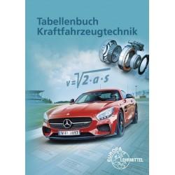 Tabellenbuch Kraftfahrzeugtechnik, ohne Formelsammlung