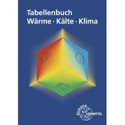 Tabellenbuch Wärme - Kälte - Klima