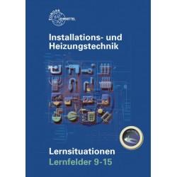Installations- und Heizungtstechnik Lernsituationen LF 9-14
