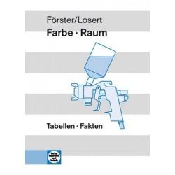 Farbe – Raum · Tabellen -  Fakten