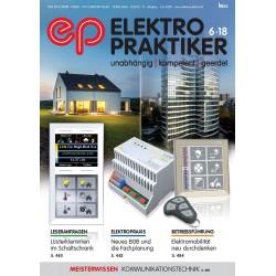 Elektropraktiker mit Online-Lerntool my.deduu.de und E-Paper-App