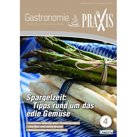 Gastronomiepraxis - Jahresabonnement