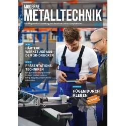 Moderne Metalltechnik mit Online-Lernplattform my.deduu.de
