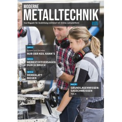 Moderne Metalltechnik plus E-Paper-App