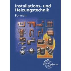 Formeln und Tabellen Installations- und Heizungstechnik