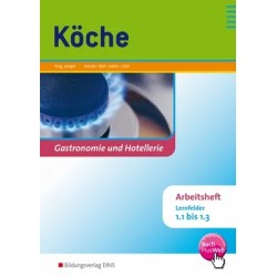 Köche - Lernfelder 1.1-1.3