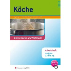 Köche - Lernfelder 2.1-2.5
