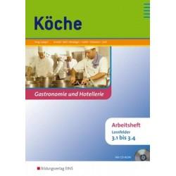 Köche - Lernfelder 3.1-3.4