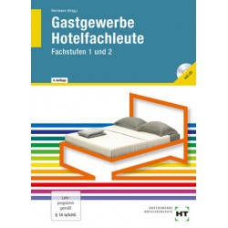 Gastgewerbe Hotelfachleute · Fachstufen 1 und 2
