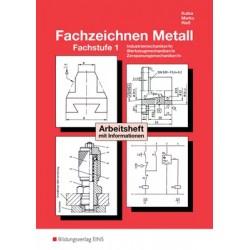 Fachzeichnen Metal - Fachstufe 1