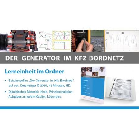 Der Generator im KFZ-Bordnetz